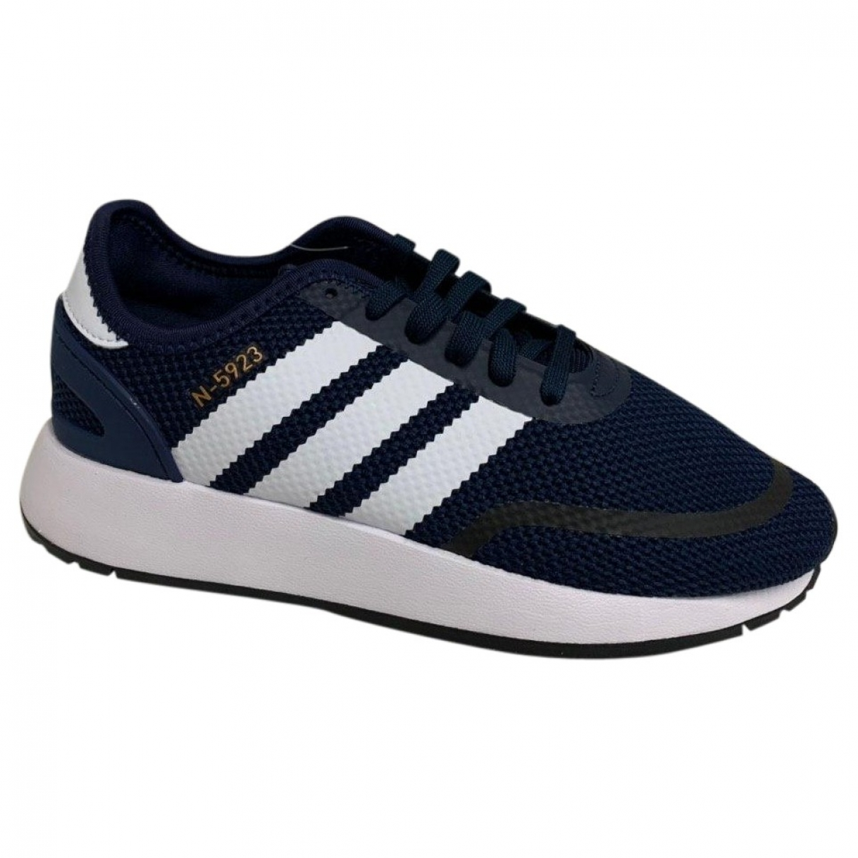 Adidas \N Blue Cloth Trainers for Women 4.5 US