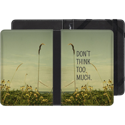 Sony Reader PRS-T3 eBook Reader Huelle - Travel Like A Bird Without Care von Joy StClaire