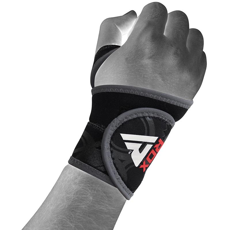RDX R2 Wrist Support Compression Strap Adjustable for Athletes