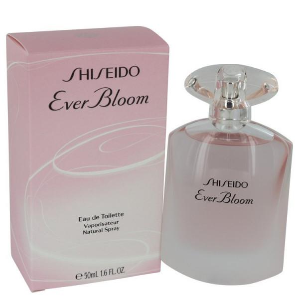 Ever Bloom - Shiseido Eau de toilette en espray 50 ml