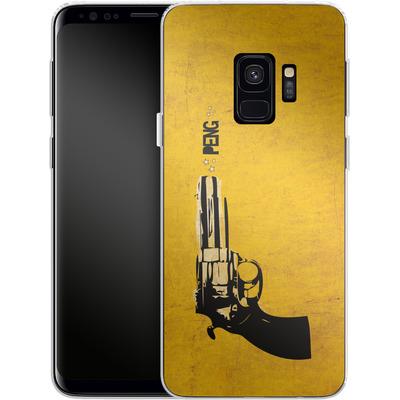 Samsung Galaxy S9 Silikon Handyhuelle - Peng von Claus-Peter Schops