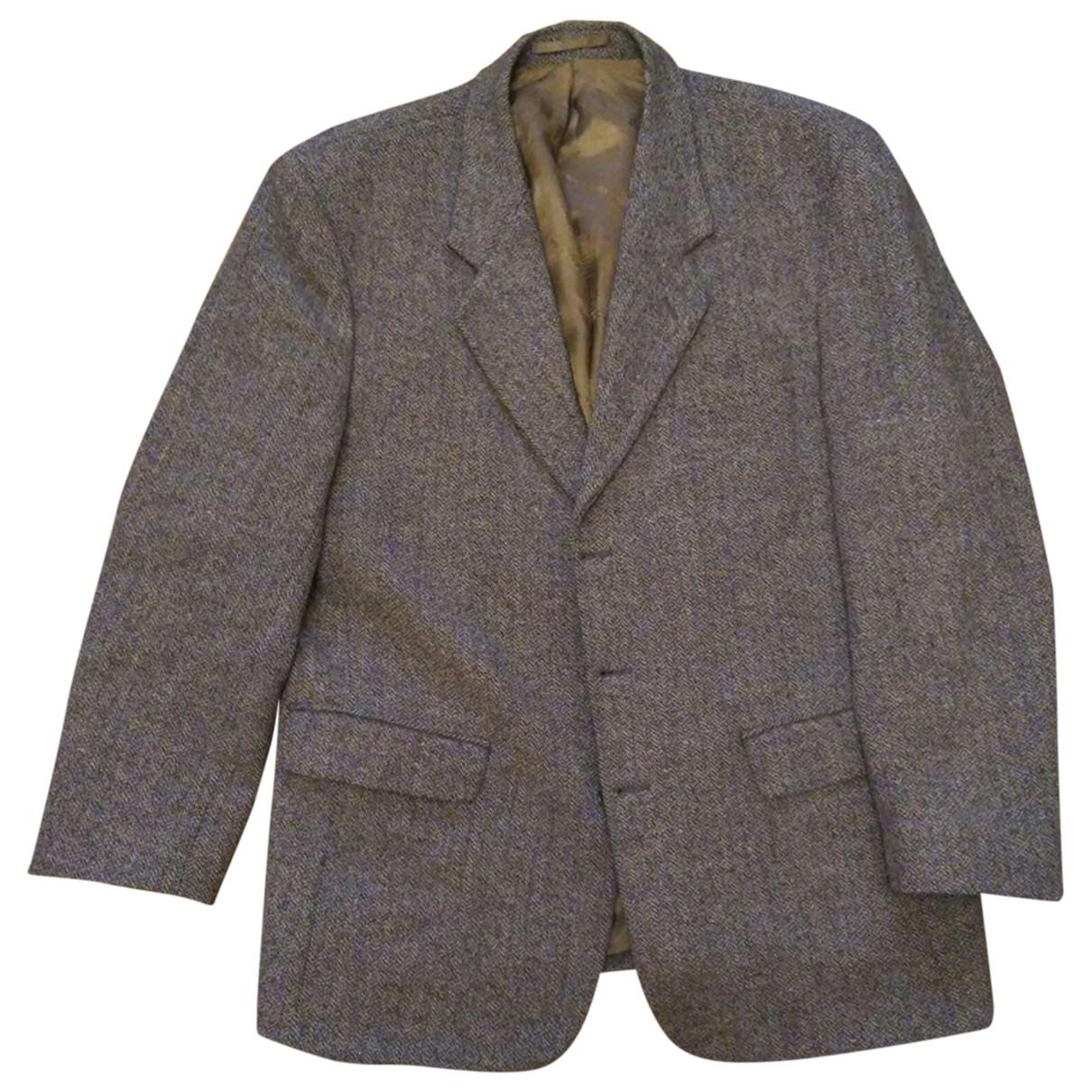 Pierre Cardin - Vestes.Blousons   pour homme en laine - beige