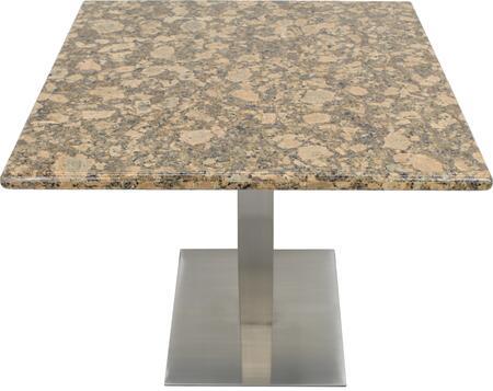 G217 30X30-SS05-17D 30x30 Giallo Fiorito Granite Tabletop with 17