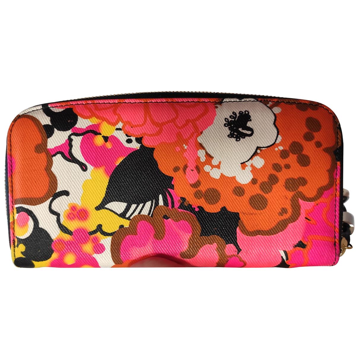 Jimmy Choo \N Multicolour Cloth wallet for Women \N
