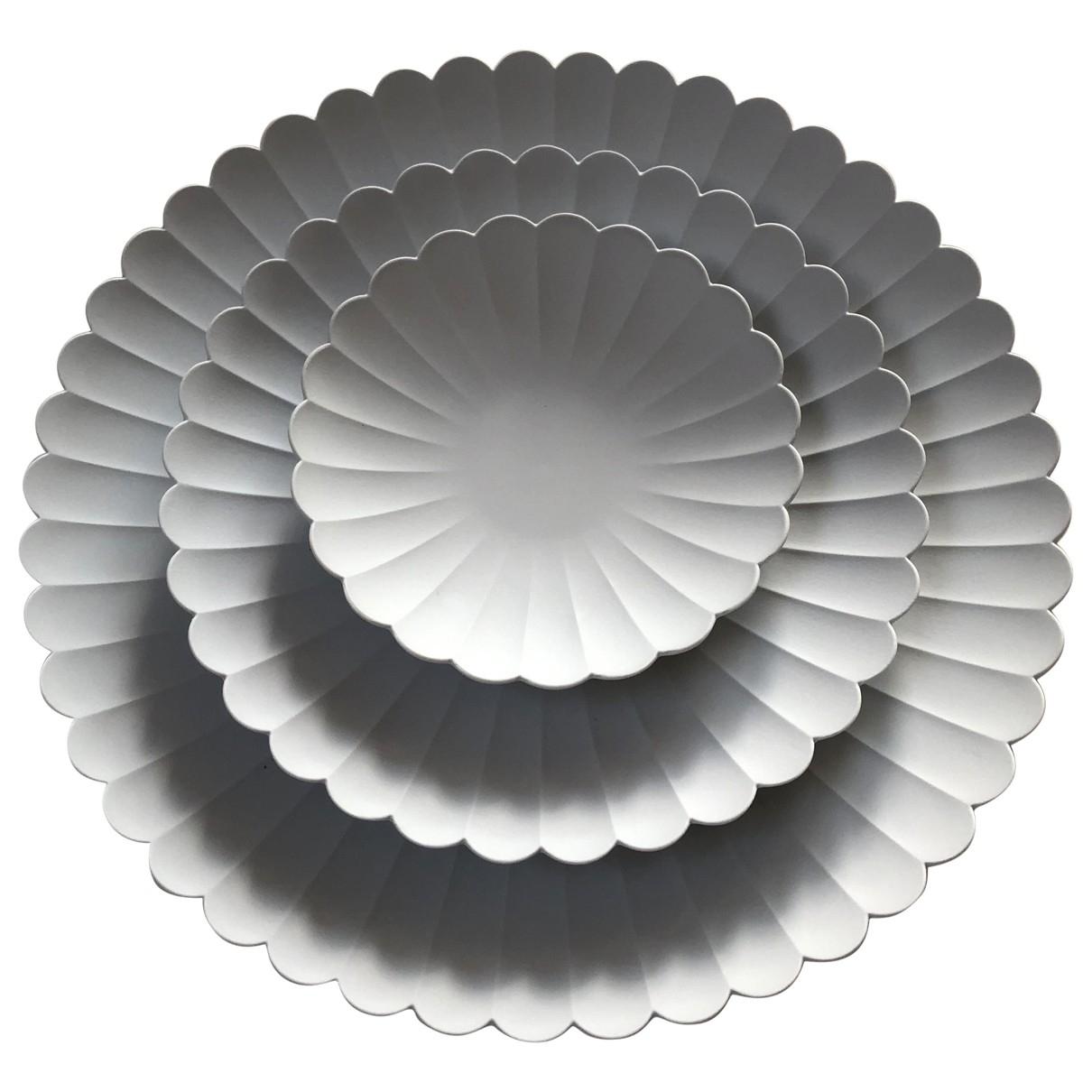 Platos de Porcelana Non Signe / Unsigned