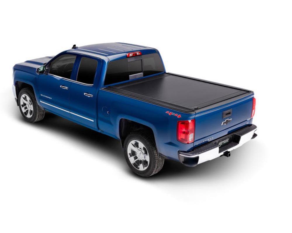 Retrax 70420 PowertraxONE MX 07-13 Chevy/GMC 5.8ft Bed w/ Stake Pocket (Elec Cover)
