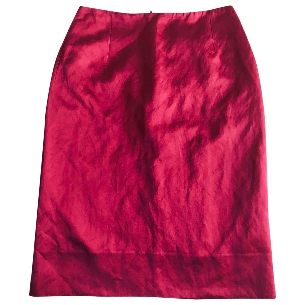 Dries Van Noten \N Red skirt for Women 40 FR