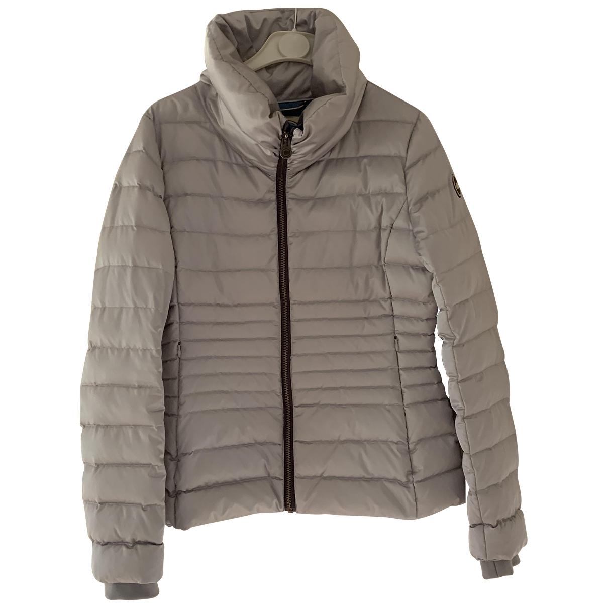Colmar \N Silver coat for Women 42 IT