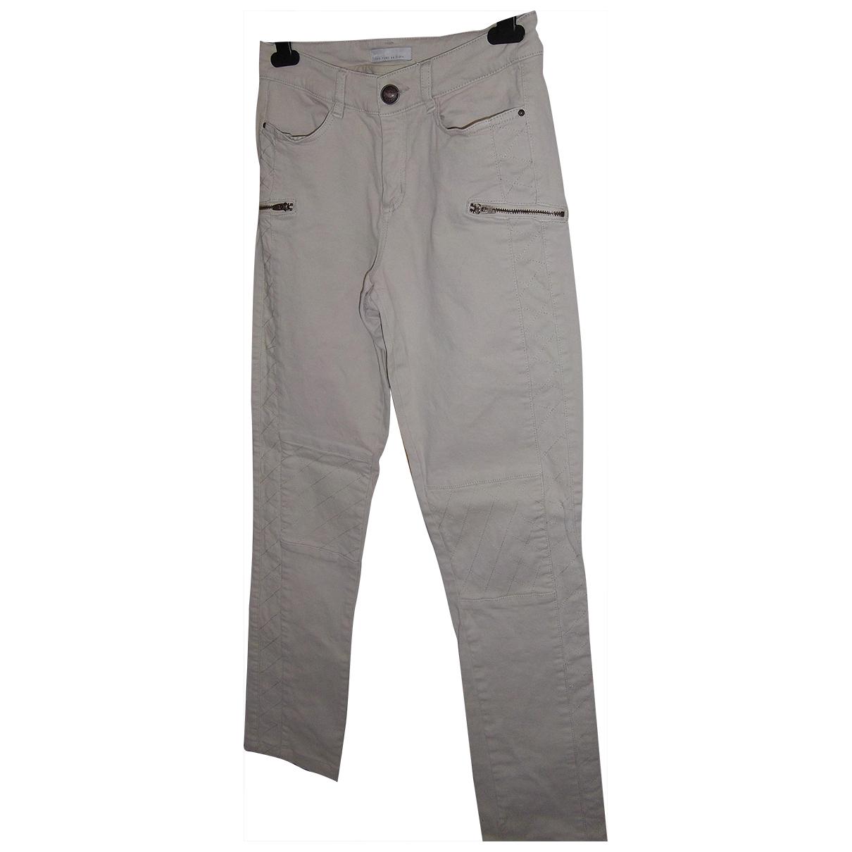Pantalon pitillo Ikks