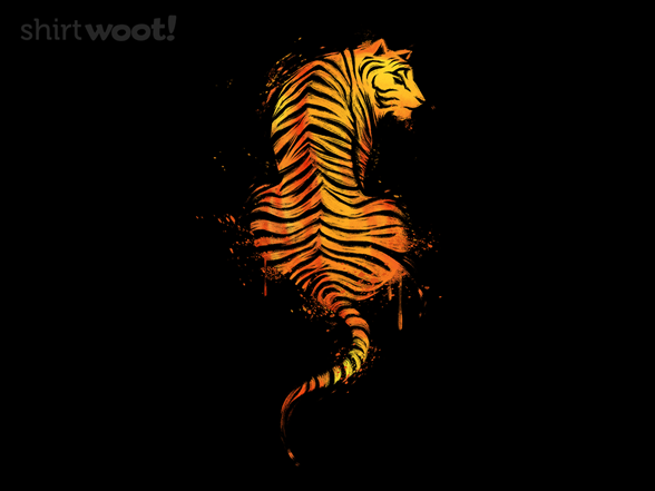 Tiger Ink T Shirt