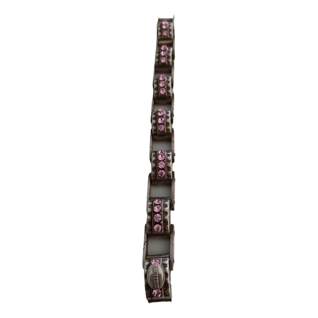 Jean Paul Gaultier \N Armband in  Silber Metall