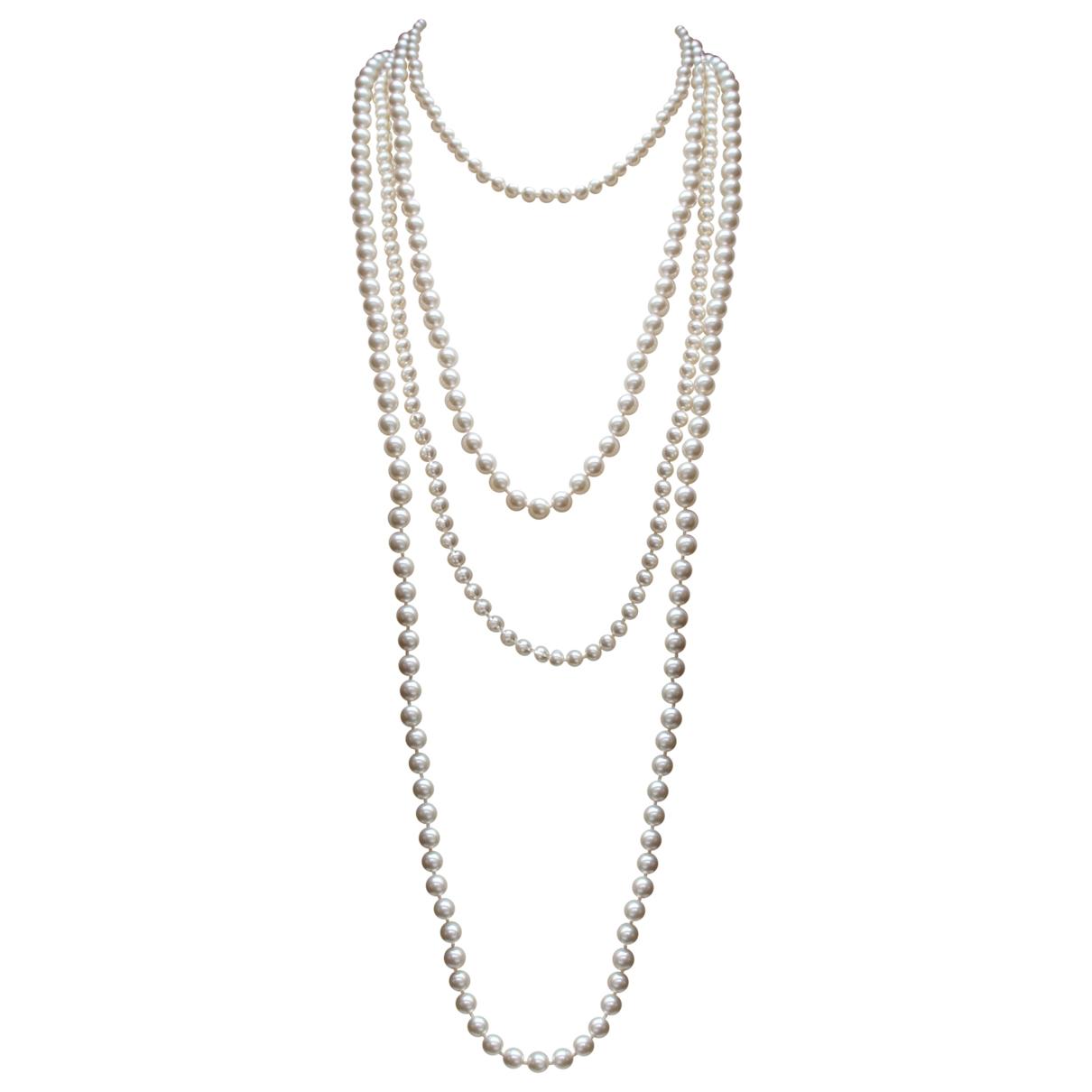 Chanel - Collier   pour femme en perles