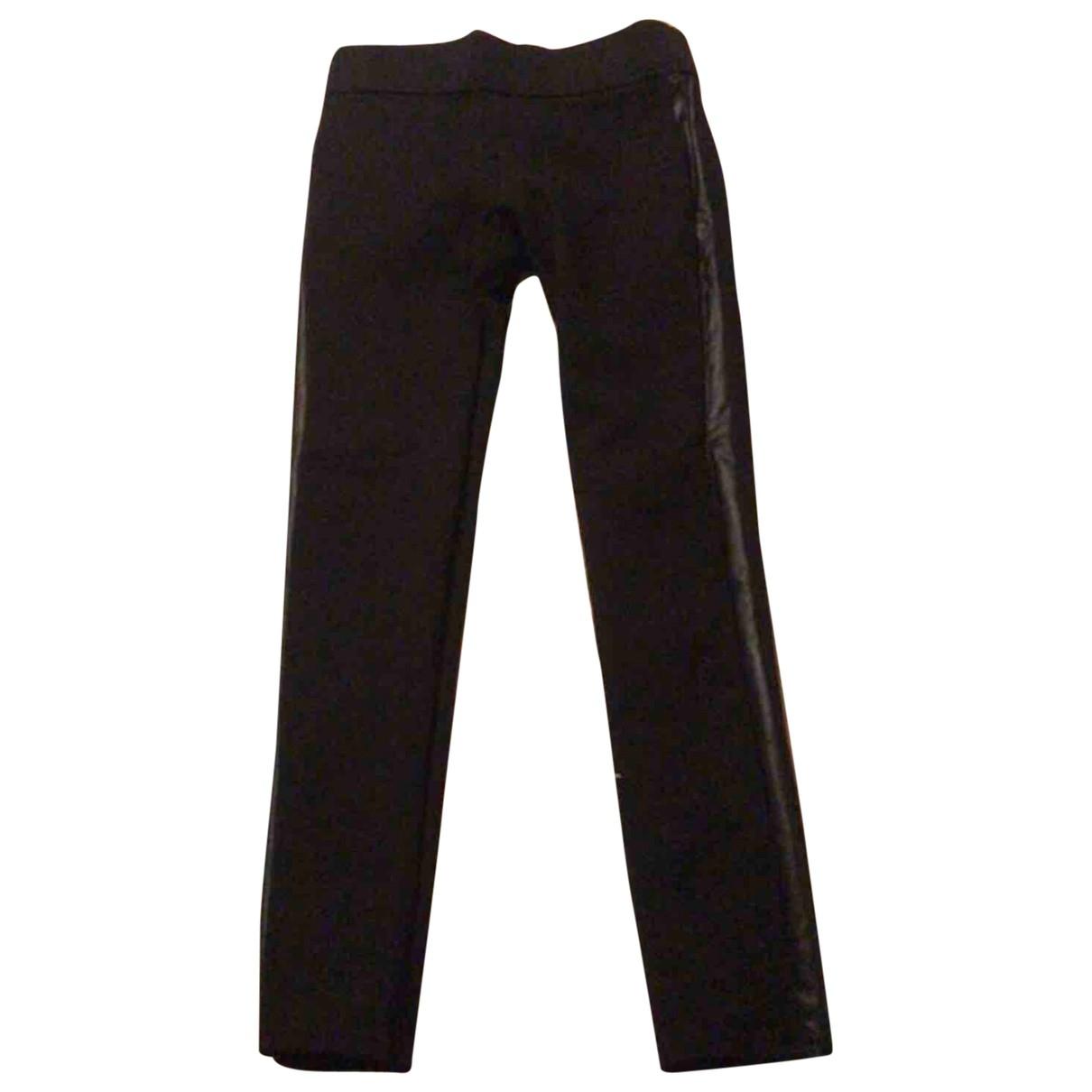 Lauren Ralph Lauren \N Black Trousers for Women 0 0-5
