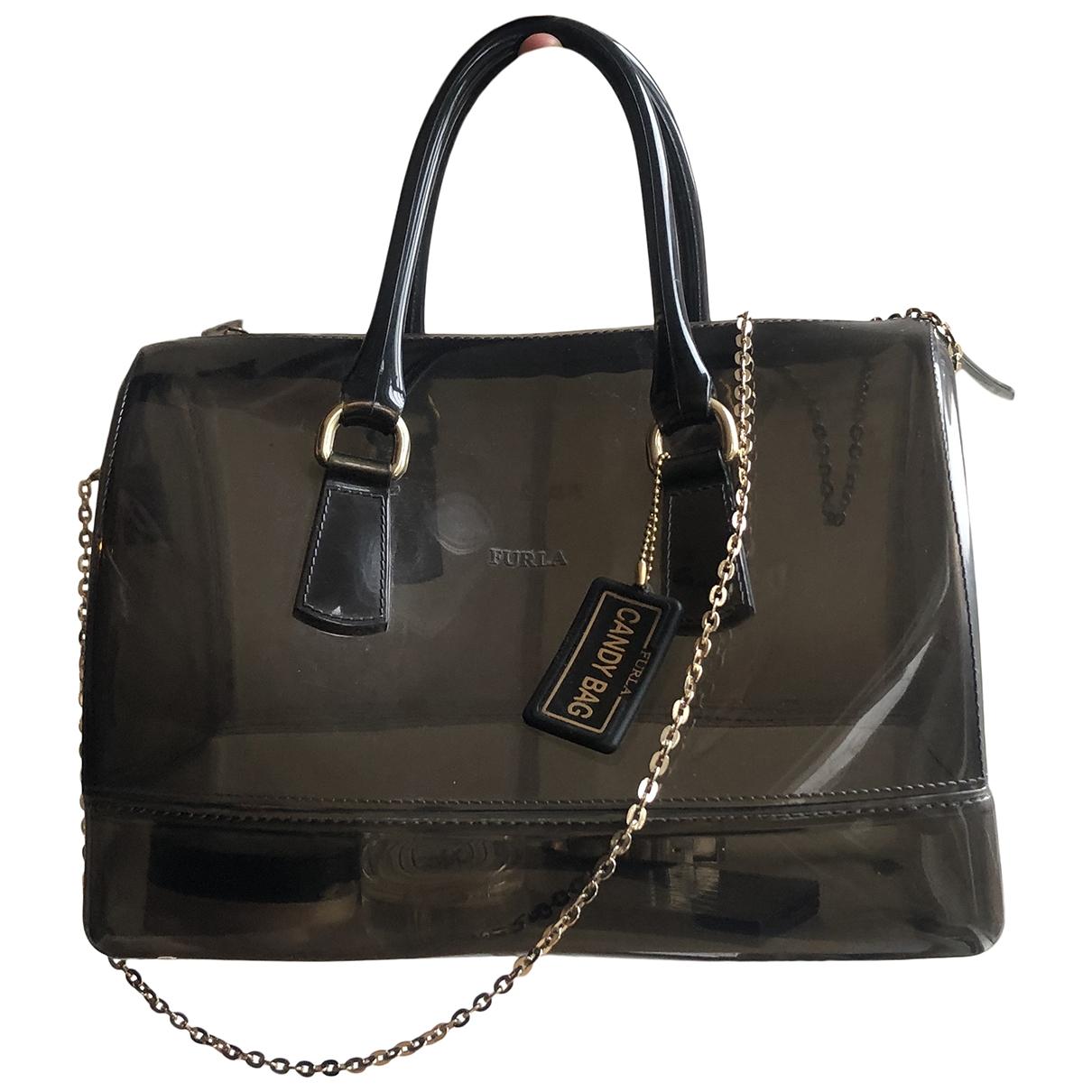 Furla Candy Bag Black handbag for Women \N