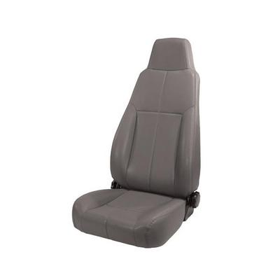 Rugged Ridge Factory Style Replacement Seat with Recliner (Gray) - 13403.09