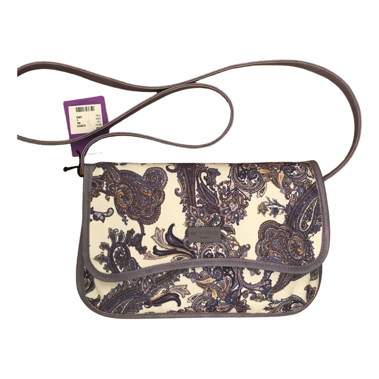 Etro \N Handtasche in  Bunt Synthetik