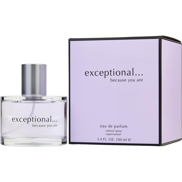 Exceptional because You Are - Exceptional Parfums Eau de parfum 100 ML