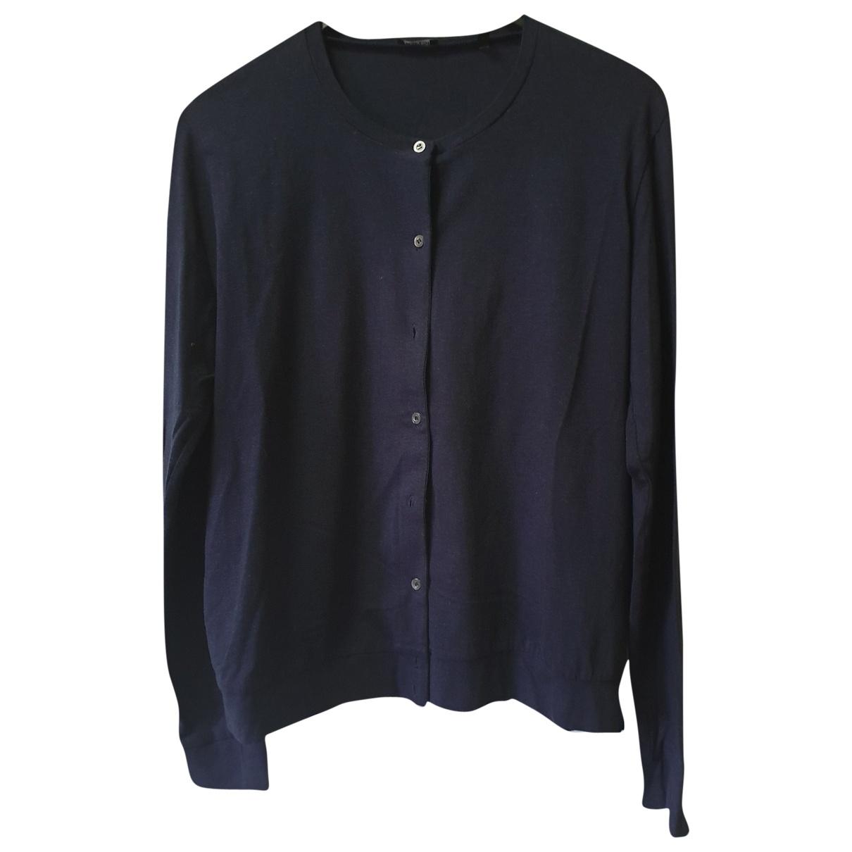 Aspesi \N Blue Cotton  top for Women L International