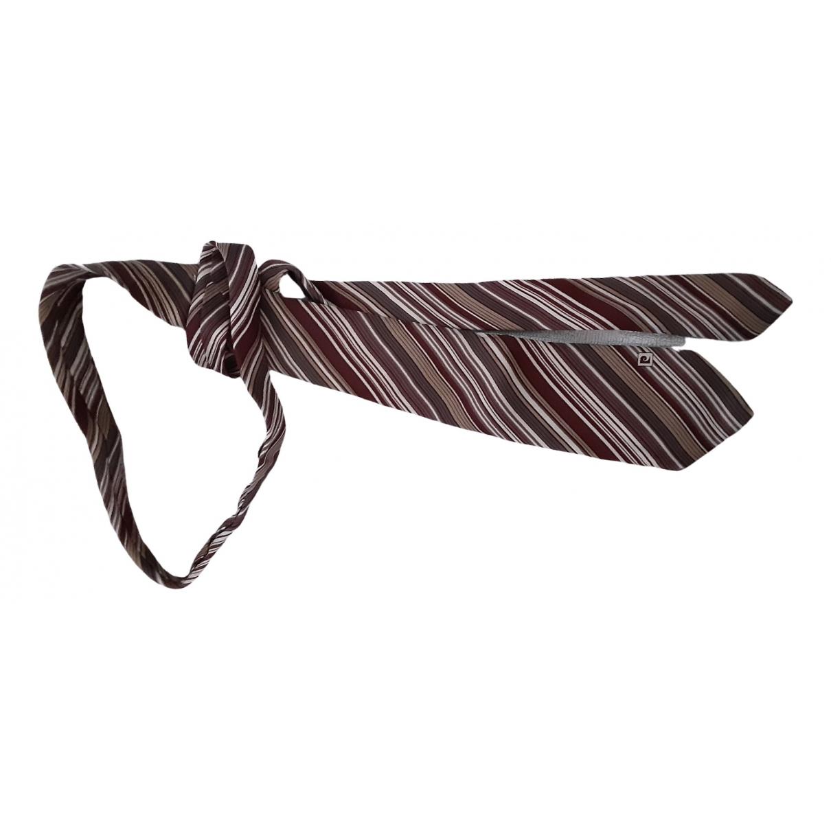 Corbata de Seda Pierre Cardin
