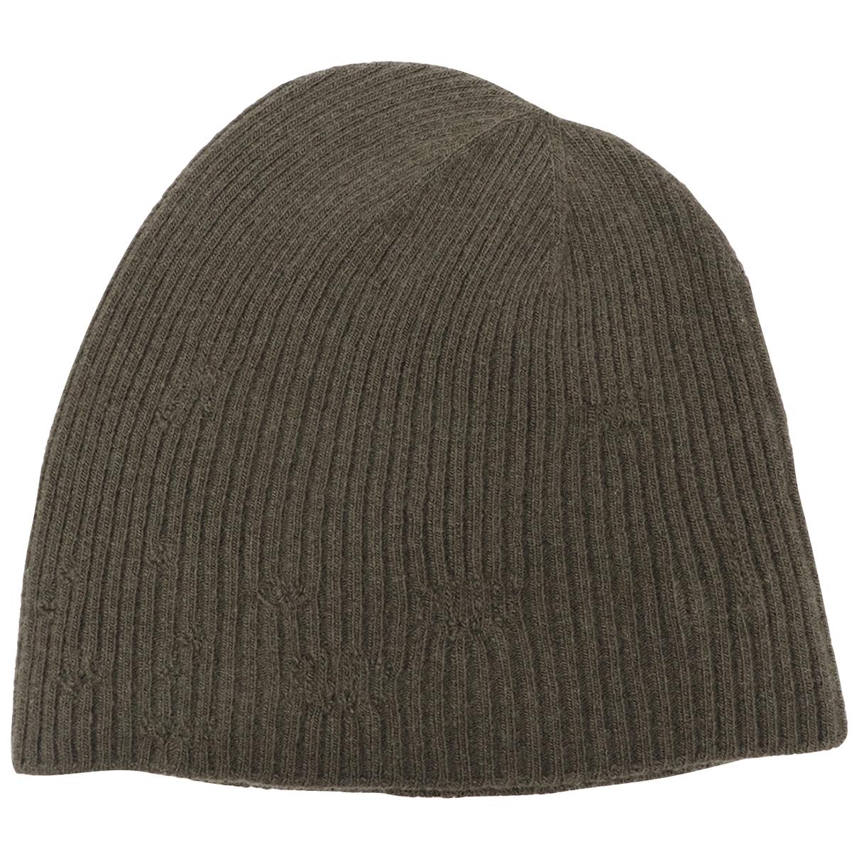 Julius 7 - Chapeau & Bonnets   pour homme en laine - vert