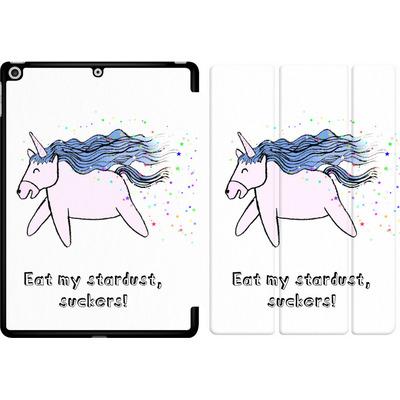 Apple iPad 9.7 (2017) Tablet Smart Case - Eat my stardust von caseable Designs