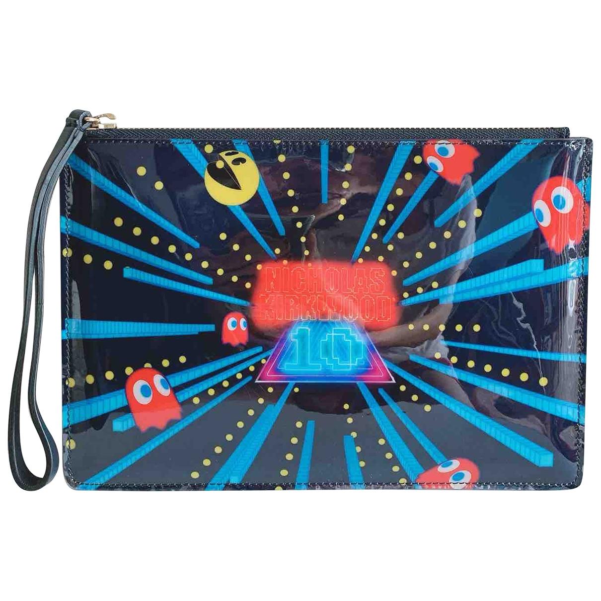Nicholas Kirkwood \N Multicolour Leather Clutch bag for Women \N