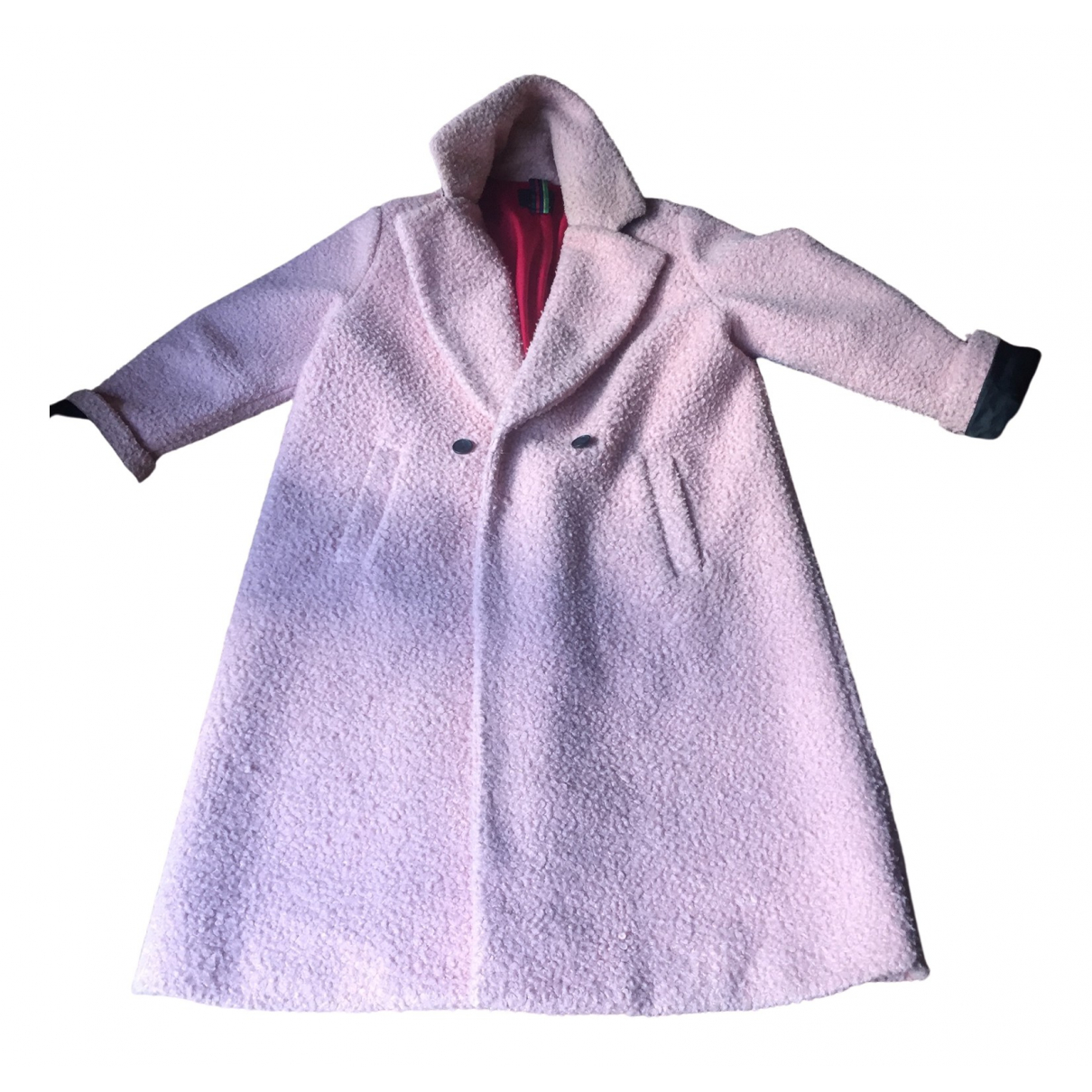 Paul Smith N Pink coat for Women 42 FR