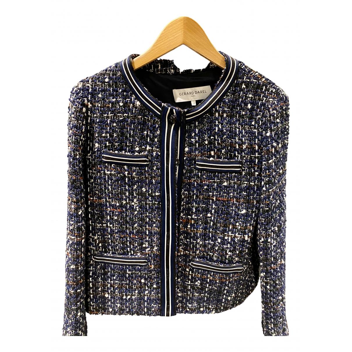Gerard Darel N Wool jacket for Women 38 FR