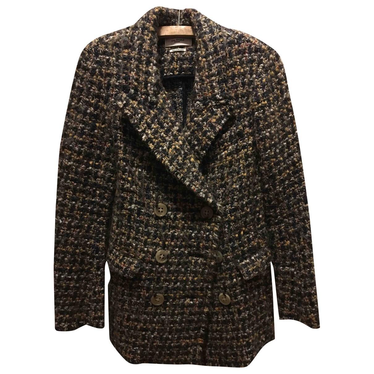 Isabel Marant Etoile - Veste   pour femme en laine - multicolore
