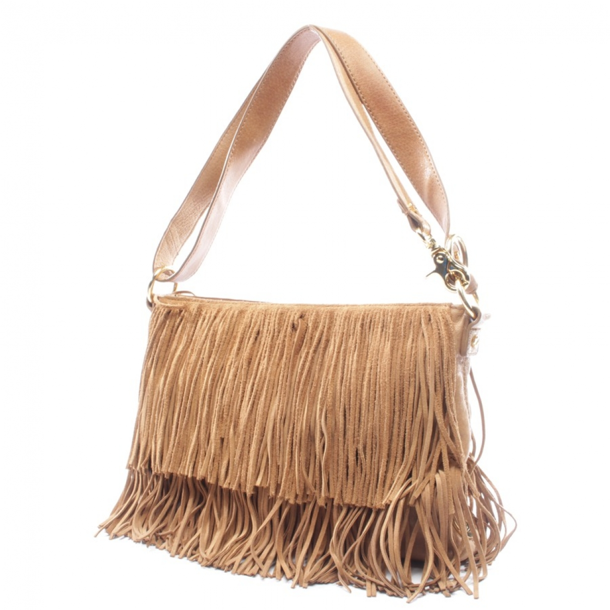 Tory Burch \N Beige Leather handbag for Women \N