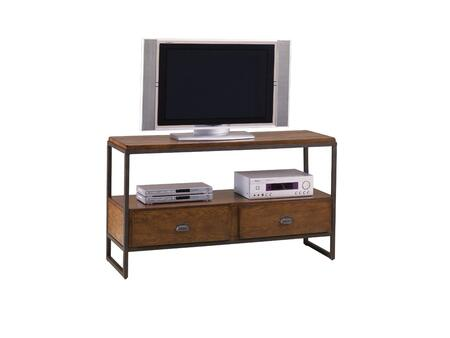Baja Collection T20750-T2075286-00 Entertainment Console Table in Vintage