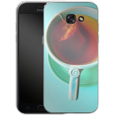Samsung Galaxy A5 (2017) Silikon Handyhuelle - Morning von Joy StClaire