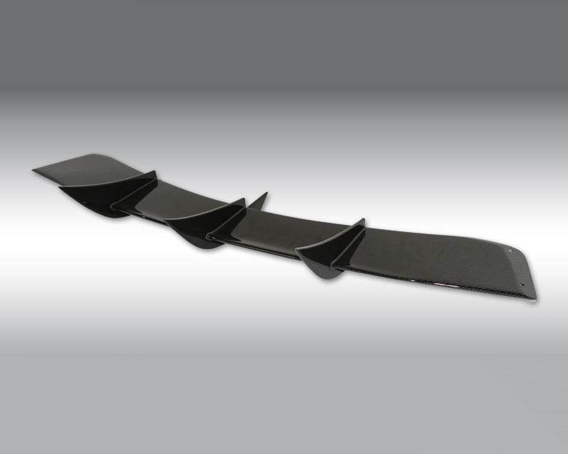 Novitec F6 888 22 Carbon Fiber Rear Diffuser Ferrari California 08-14