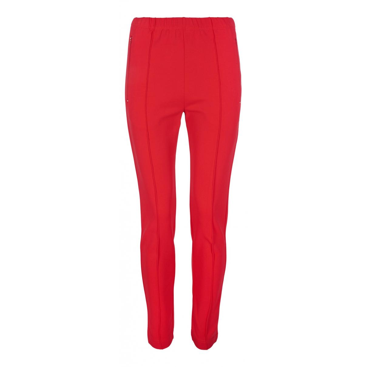 Balenciaga N Red Trousers for Women 12 UK