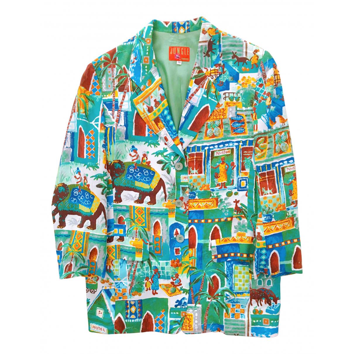 Kenzo N Multicolour jacket for Women 36 FR