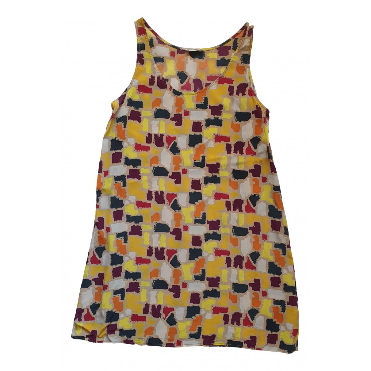American Vintage \N Kleid in  Bunt Seide
