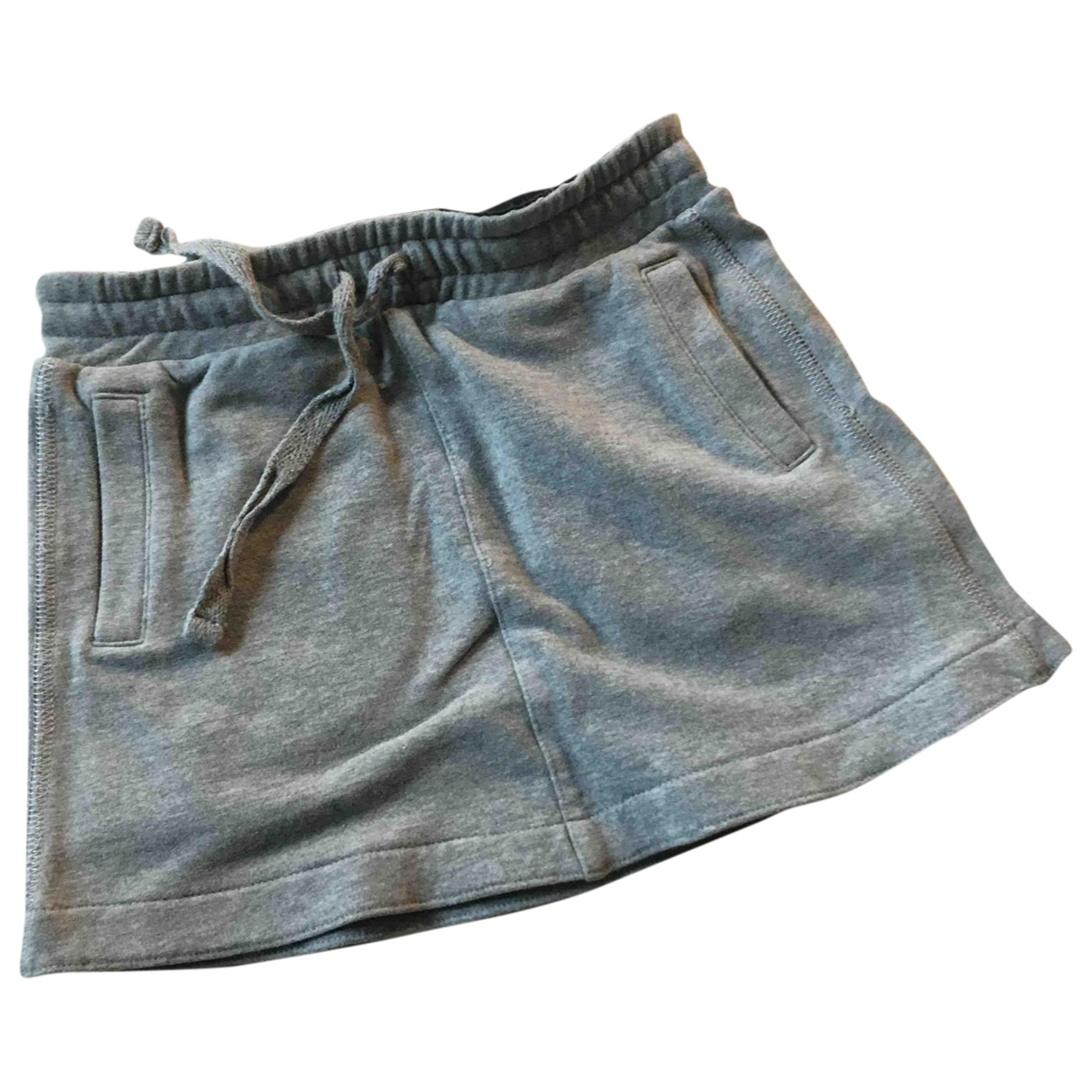D&g - Jupe   pour enfant en coton - gris