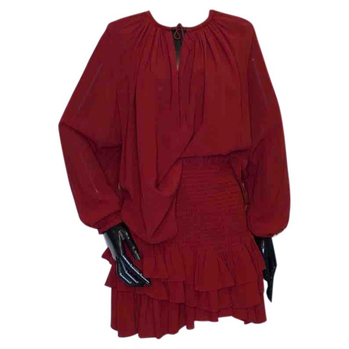 Isabel Marant - Robe   pour femme - rouge