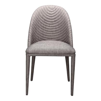 Libby Collection EH-1100-45 Dining Chair with Metal Frame in Gray