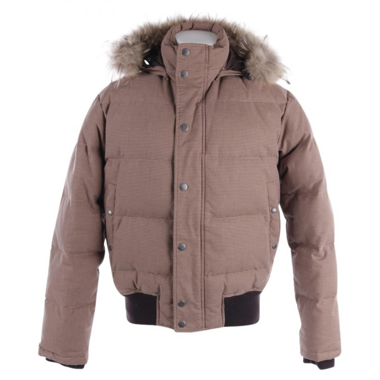 Hackett London \N Beige Cotton jacket for Women L International