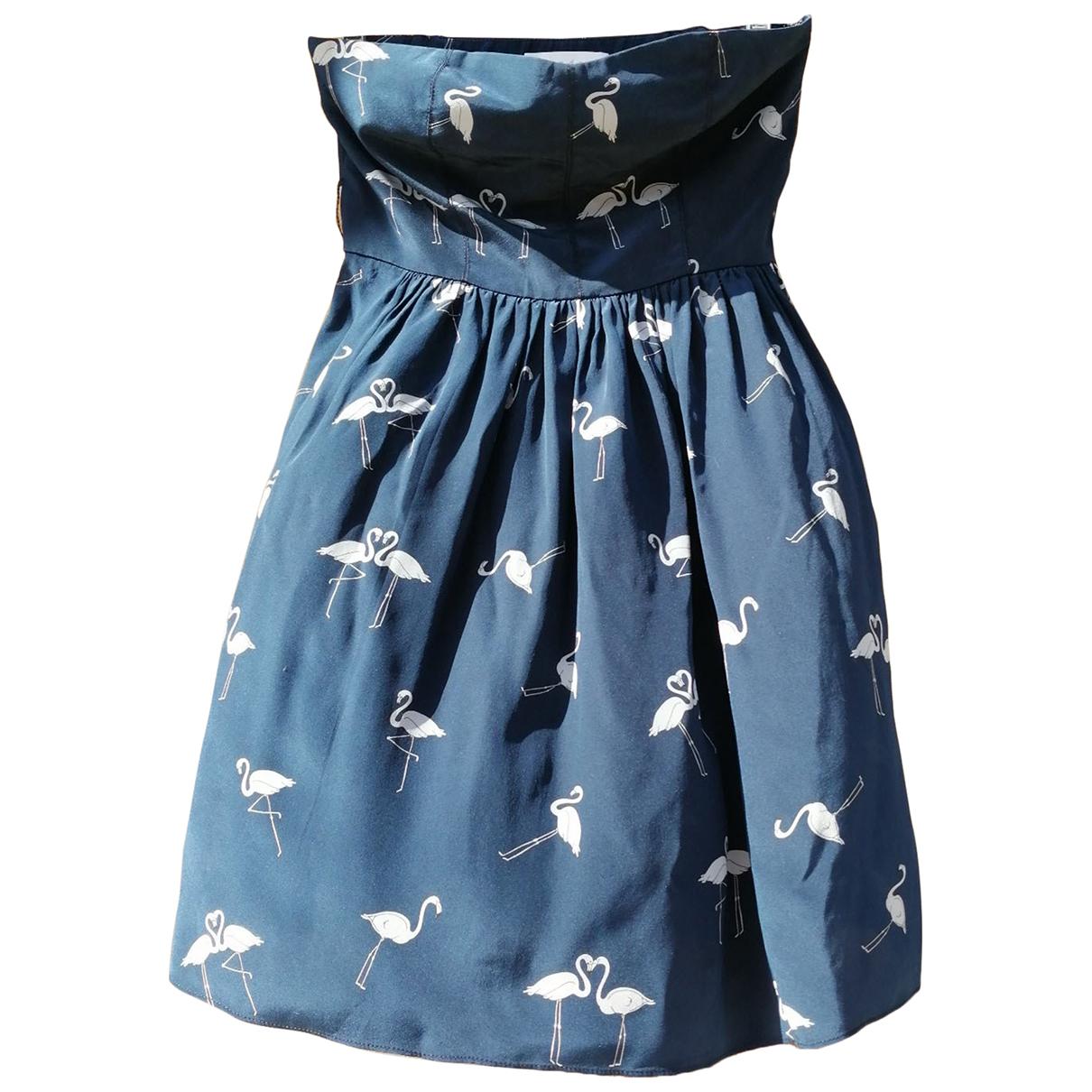 Mini vestido Spring Summer 2019 de Seda Sandro