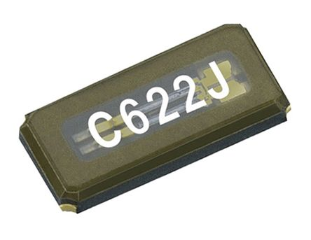 EPSON 32.768kHz Crystal Unit ±20ppm FC-135R 2-Pin 3.2 x 1.5 x 0.8mm (5)