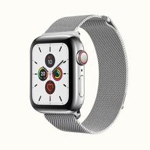 1 Stueck Edelstahl Apple Watch Band