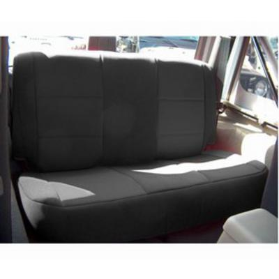 Coverking Neoprene Rear Seat Cover (Black) - SPC139
