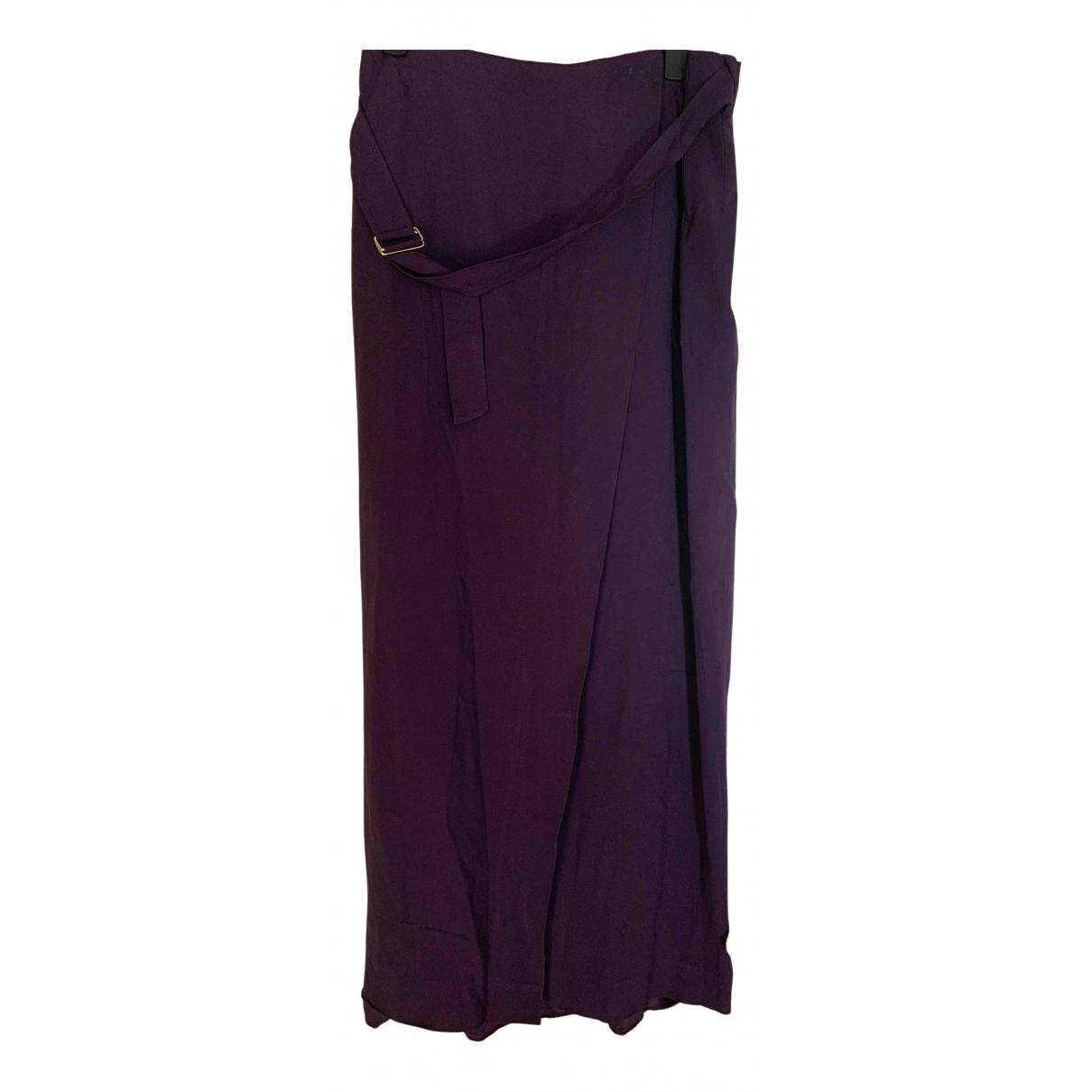 Sonia Rykiel - Jupe   pour femme - violet