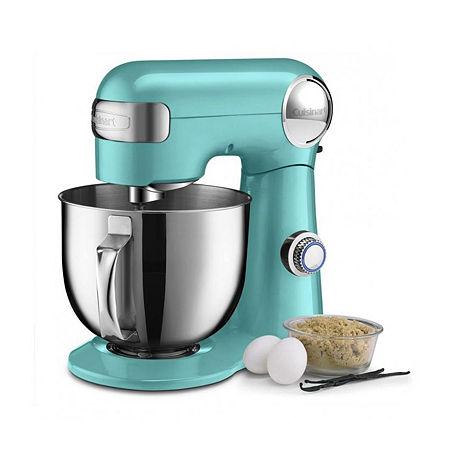 Cuisinart Precision Master 5.5-Quart Stand Mixer, One Size , Blue