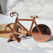 Fahrradformiger Pizzaroller