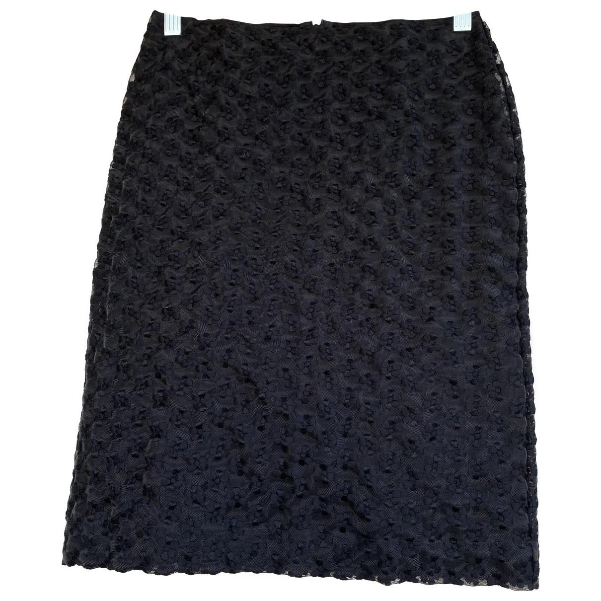 Simone Rocha - Jupe   pour femme en coton - noir