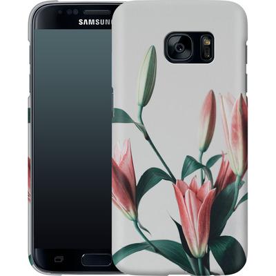 Samsung Galaxy S7 Smartphone Huelle - Blume von SONY