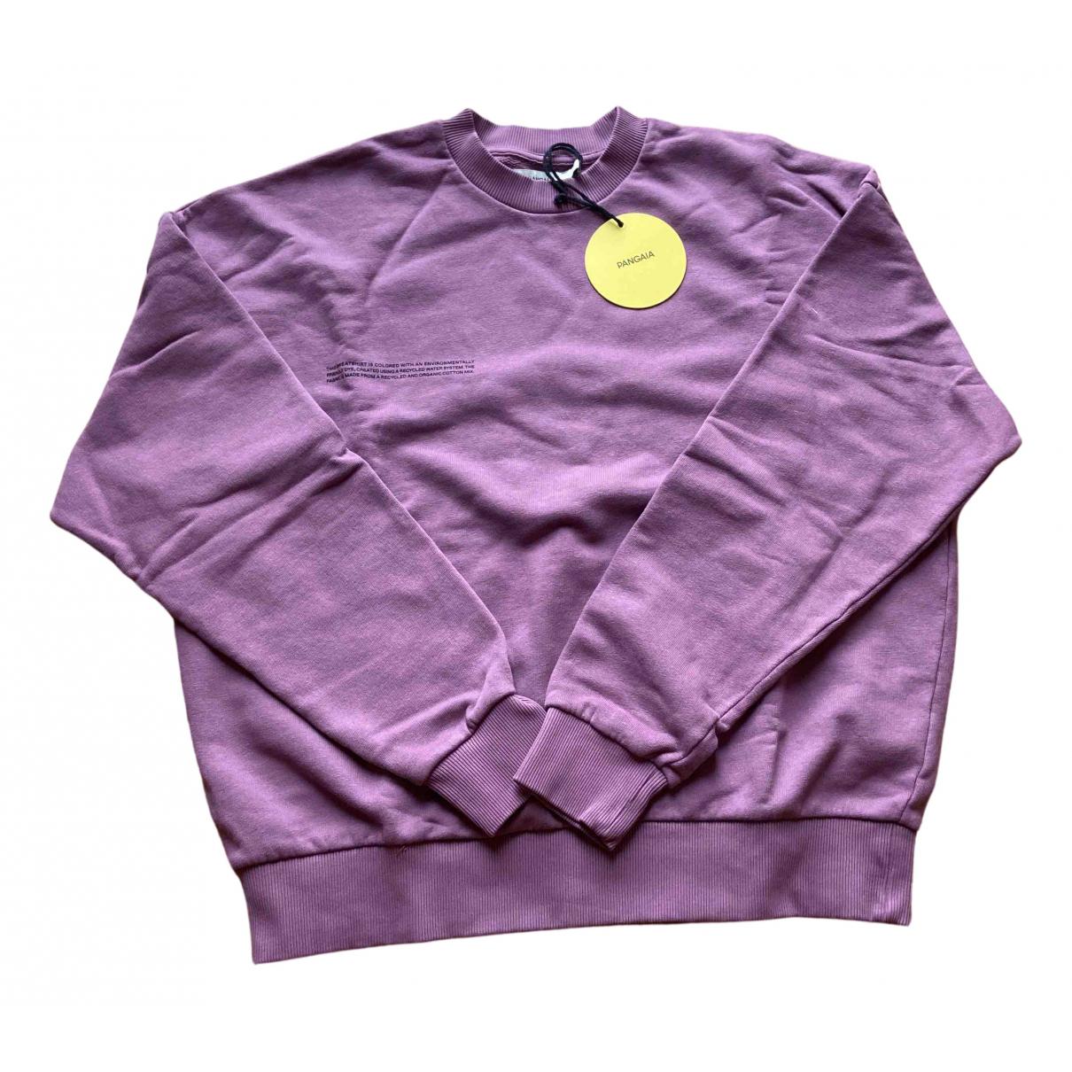 The Pangaia \N Kleid in Baumwolle